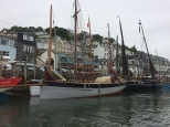 Berthed in West Looe