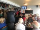Awards at the Brixham Yacht Club