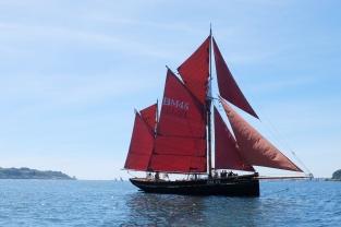 Pilgrim, Brixham trawler