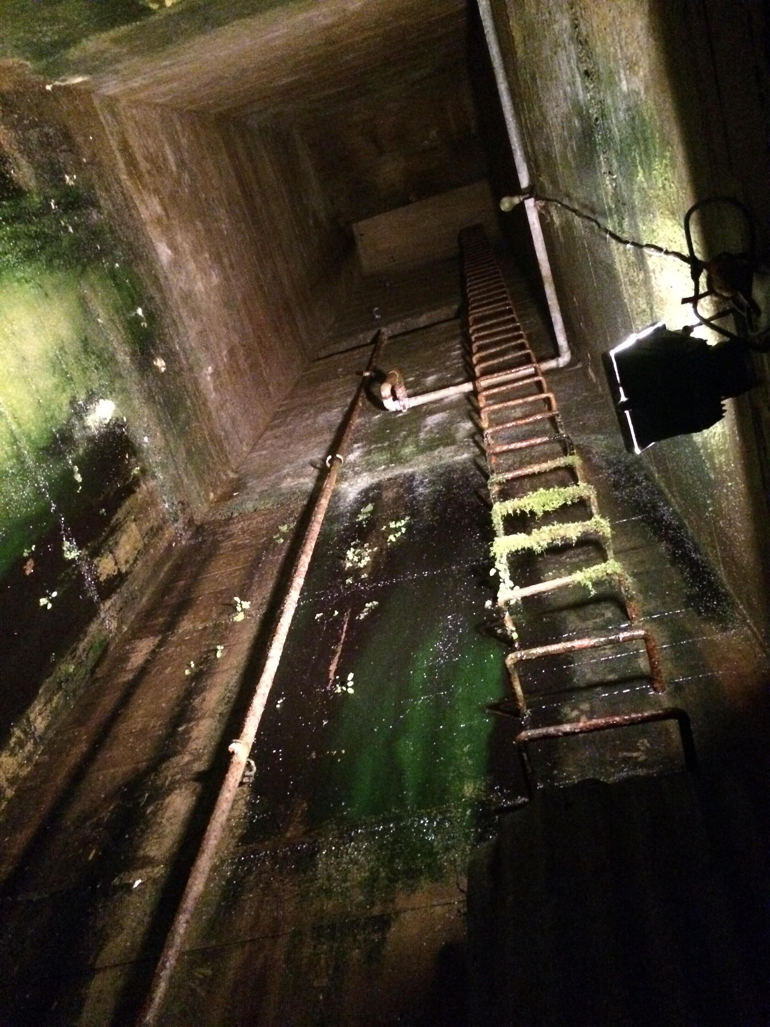 Escape shaft