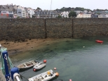 Up to eight metres of tide in St Peter Port